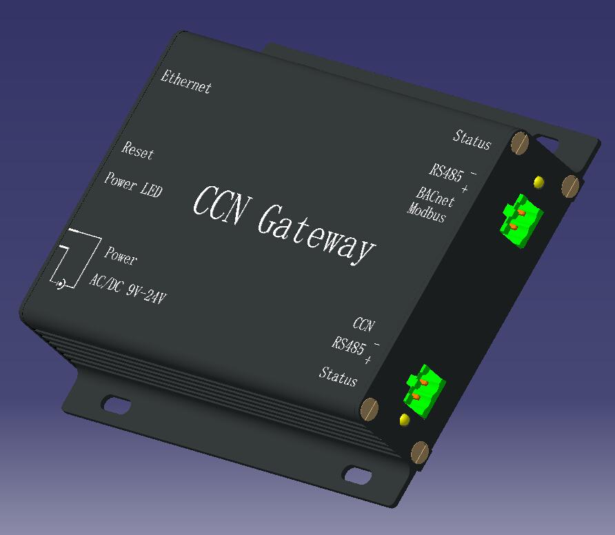 CCN Gateway appearance2