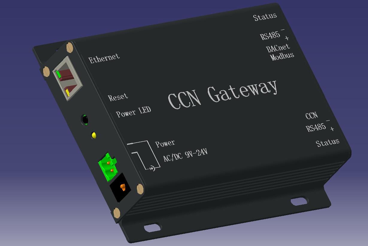 CCN Gateway appearance1
