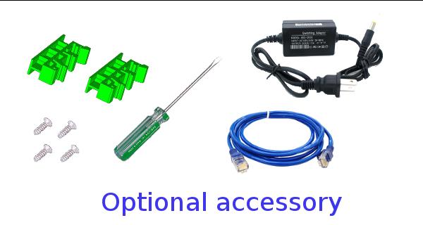 optional accessory
